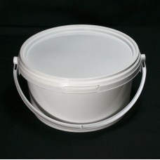 ROUND TAPERED BUCKET 2.2 LITRES – JET 22-P